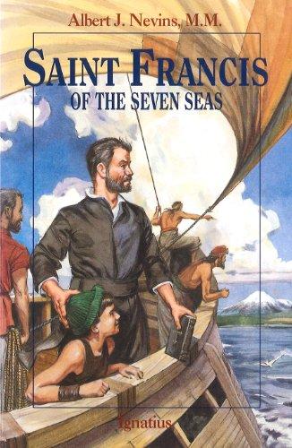 Saint Francis of the Seven Seas (Vision Book Series) por Albert J. Nevins