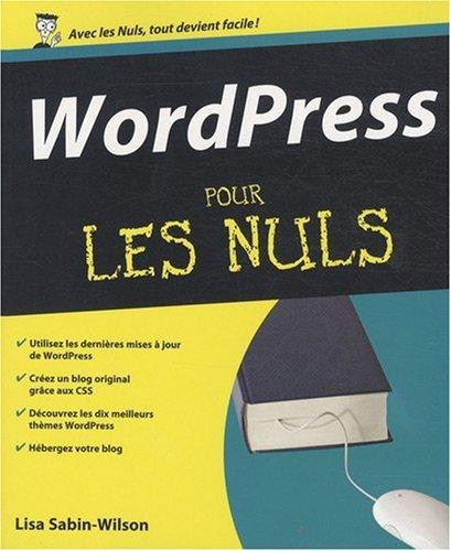 WordPress pour les nuls