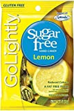 #8: Go Lightly Sugar Free Hard Candy Lemon, 78g
