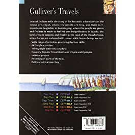 Gulliver's travel. Con CD Audio [Lingua inglese] Step 3 B1.2