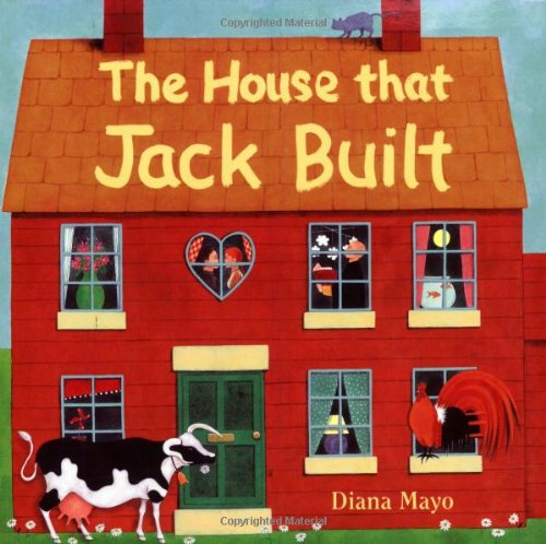 The House That Jack Built (Barefoot Paperback (Paperback))