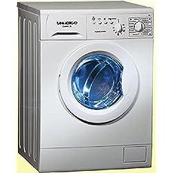 SanGiorgio S5510B freestanding Front-load 7kg 1000RPM A White washing machine - washing machines (Freestanding, Front-load, White, Left, White, Buttons, Rotary)