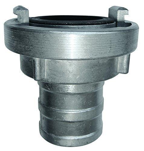OASE Promax C-Kupplung Schlauchtülle 38 mm, 1 Stück, Aluminium, 44465
