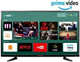 Kevin 102 cm (40 Inches) Full HD LED Smart TV KN40S (Black)