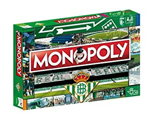 Eleven Force- BalompiÉ Monopoly Real Betis (81625),, Ninguna (