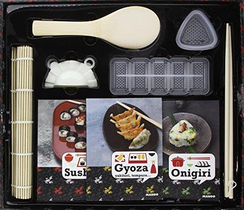 Easy Japon ! : Coffret 3 livres + ustensiles