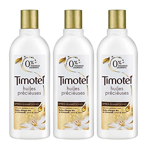 Timotei condizionatore oli preziosi 300ml - Set di 3