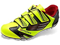 Vittoria V Epic Cycling Shoes Fluorescent 38.5 M EU / 6.5 D(M) US