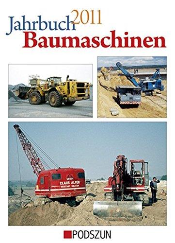 Jahrbuch Baumaschinen  2011 (Gmt Auto)