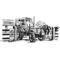Elettrico Bestiame schranke Electro Gate, bestiame schranke 6.00m–Set–KRB-441287, Ersatzstab 2.50 m - Utensili elettrici da giardino - Confronta prezzi