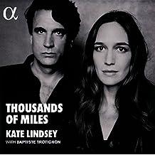 Weill: Thousands of Miles [Vinyl LP]
