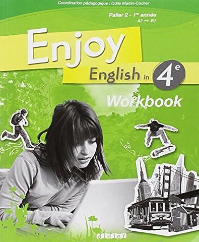 Enjoy English - Enjoy English in 4e :