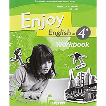 Enjoy English in 4e : Workbook