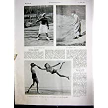 Golf Siam Long Beach la Californie 1934 de Sport de Tennis