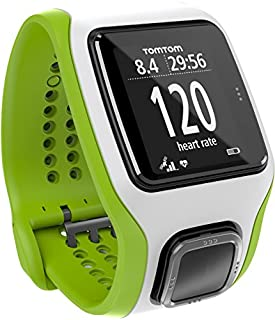 Tomtom - 1RA0.001.03 Montre GPS Runner Cardio Vert/Blanc (Produit Import) (B00O80X47Y) | Amazon price tracker / tracking, Amazon price history charts, Amazon price watches, Amazon price drop alerts