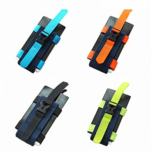 Tutoy Aotu 5,5 Inch Sport Arm Bag Tasche Laufen Jogging Handy Band Pack Speicher Halter Für Das Iphone 7Plus-Orange Rot