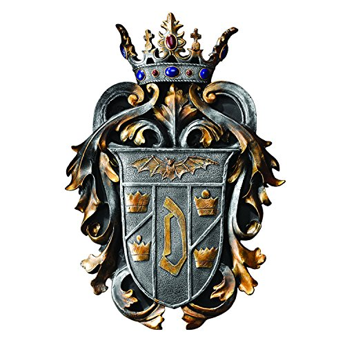 progettazione-toscano-cl6100-conte-coat-of-arms-di-dracula-wall-plaque