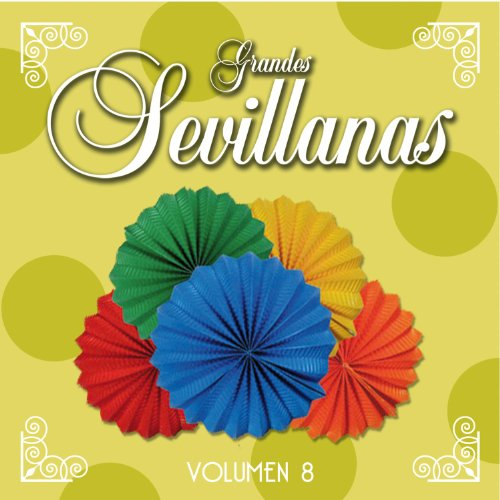 Grandes Sevillanas - Vol. 8