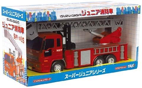 ISUZU GIGA Junior friction fire truck (japan import)