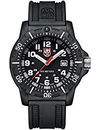 Luminox Black Ops 8880 series Watch with carbon compound Case Black|White Dial and PU Black Strap XL.8881