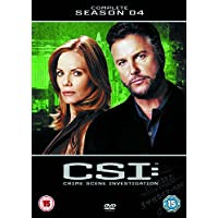 CSI: Las Vegas - Complete Season 4