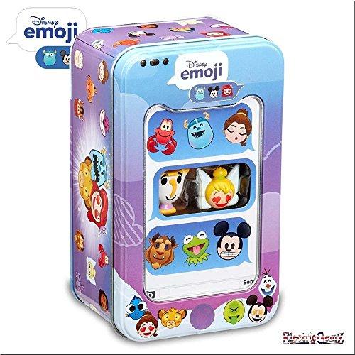 B-Creative Disney Emoji chatcollection Serie 1 Storage Tin Inc 2 Sammlerfiguren