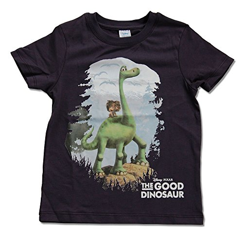 Disney The Good Dinosaur dinosauri Maglietta Arlo grigio scuro grigio 8 anni