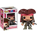 FUNKO Pop! Disney: Jack Sparrow Collectible figure Jack Sparrow - action figures & collectibles (Collectible figure, Movie & TV series, Jack Sparrow, Multi, Vinilo, Caja)…