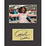 Le Oprah Winfrey Show�Oprah Winfrey véritable authentique Signé Autographe modèle COA