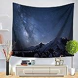 jzxjzx Decorazione da Appendere a Parete dell'universo della Galassia di Tapestry 1 150 * 130