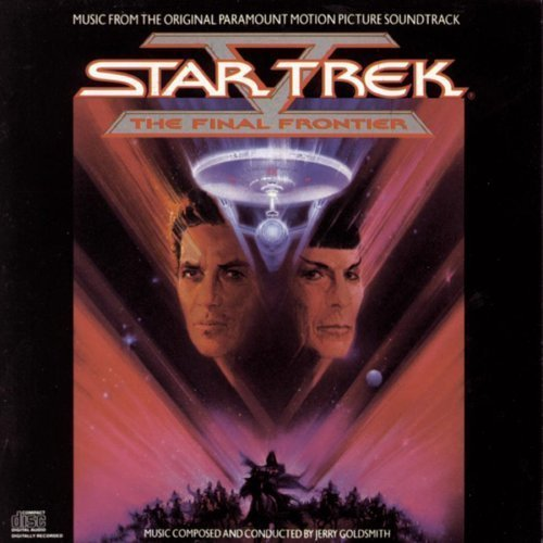 Star Trek 5 Soundtrack Edition (1989) Audio CD by Unknown (0100-01-01)