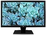 V7 L27000WHS-9K 68,6 cm (27 Zoll) Monitor (HDMI,VGA, 5ms Reaktionszeit, Lautsprecher, EEK A+, EU+UK Stecker) schwarz