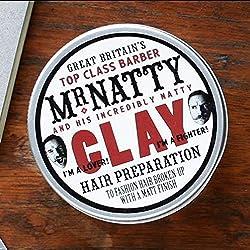 Mr Natty - Preparación para el pelo de arcilla