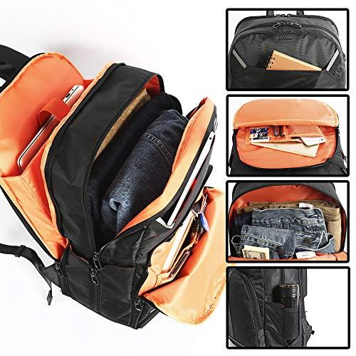 9072b67df4581b ... Notebook Zaini con Porta USB Zainetto da Uomo per Viaggio Lavoro Affari  Viaggio Escursionismo Campeggio Scuola Business. Visualizza le immagini