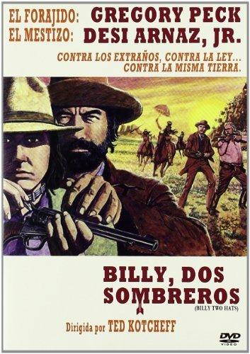 Begrabt die Wölfe in der Schlucht / Billy Two Hats (1974) ( ) [ Spanische Import ]