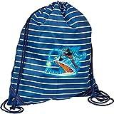 Die Spiegelburg 14549, zaino, borsa, sacca per sport, tempo libero - adatto per bambini - serie: Capt´n Sharky