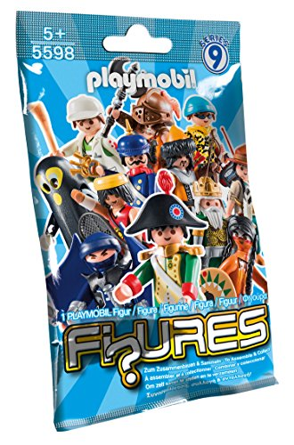 PLAYMOBIL 5598 - Figures Boys, Serie 9