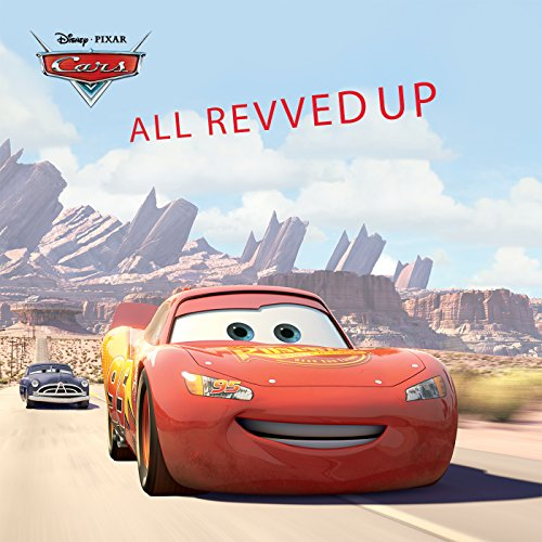 Disney Pixar: All Revved Up: Free Bonus Inside (English Edition)