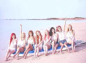 Music SNSD Band (Music) South Korea K-Pop (2) ON FINE ART PAPER HD QUALITY WALLPAPER POSTER On Hi Quality 36x24