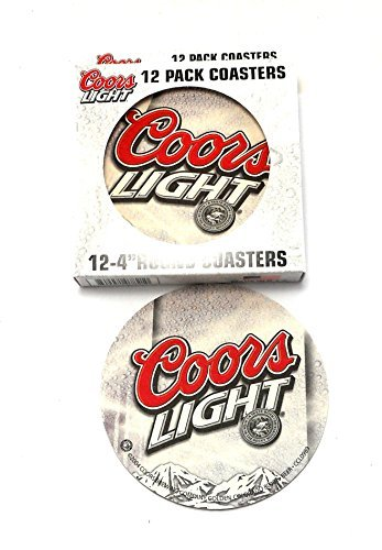 man-cave-coors-light-4-round-coasters-set-of-12-in-gift-box-by-boelter-brands