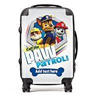 """Call The"" Paw Patrol Trolley Suitcase"