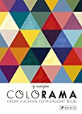 Colorama - From Fuchsia to Midnight Blue