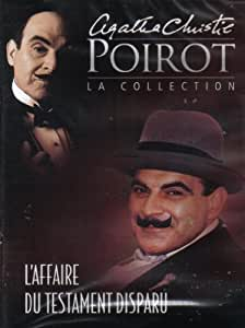 Agatha Christie: L'affaire du testament disparu - Poirot