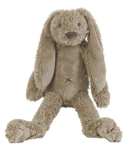 Happy Horse - Coniglio Richie - Soft Giocattolo del Bambino - Argilla - 28 Centimetri