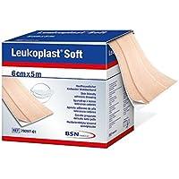 Leukoplast Soft Pflaster Meterware 5 m x 4 cm Rolle,1St preisvergleich bei billige-tabletten.eu