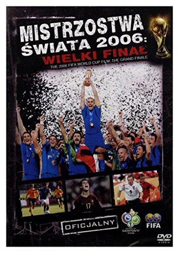 Official Film of the 2006 FIFA World Cup, The [DVD] [Region 2] (IMPORT) (Keine deutsche Version)