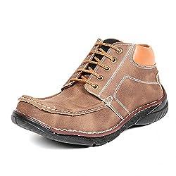 TEN Tan Boots