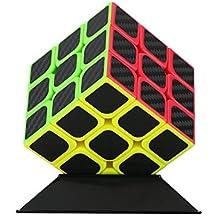 Cubo de , VOOKI Cubo 3 x 3 , Velocidad Puzzle, Juego de Rompecabezas para Niños, Adultos