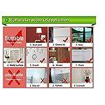 SJXWOL-Adesivo-da-Parete-Frasi-Scritte-Adesivo-Preventivo-La-Felicit–Una-Tazza-di-caff-e-Un-Buon-Libro-Vinyl-Sticker-per-Bambini-Biblioteca-Murales-Decorazione-Domestica-57x78cm