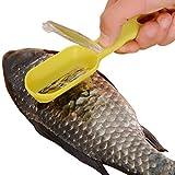 Futaba Fish Scale Cleaner Scraper Remove...